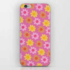 Summer Flowers (2) iPhone & iPod Skin