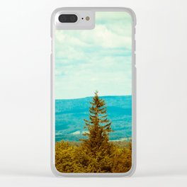 Stand Out Clear iPhone Case