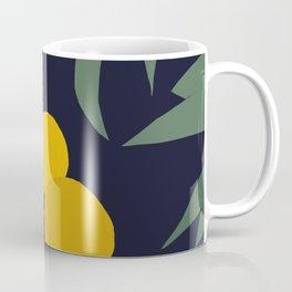 Abtract Garden by Night Coffee Mug