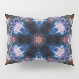 Flower PsYco Pillow Sham
