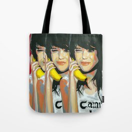 Girl - Holly Croft Tote Bag