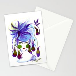 Cocotte Nepenthes Stationery Cards