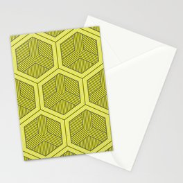 HEXAGON NO. 3 Stationery Cards