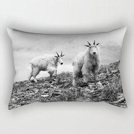 MOUNTAIN GOATS // 1 Rectangular Pillow