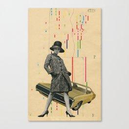 granprix Canvas Print