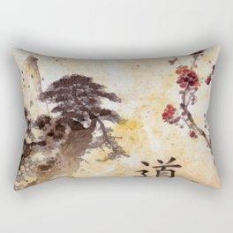 Tao Te Ching Rectangular Pillow