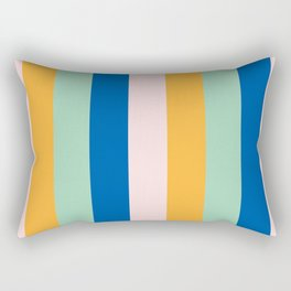 Naomi's Stripes 1 Rectangular Pillow