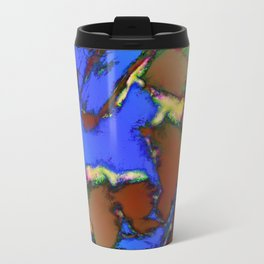 Isolated places 2 Travel Mug