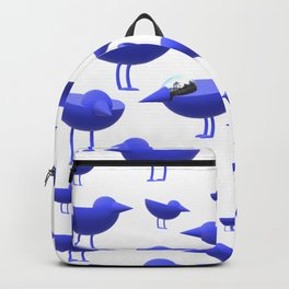 Absent minded and lightheaded Backpack
