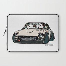 Crazy Car Art 0155 Laptop Sleeve