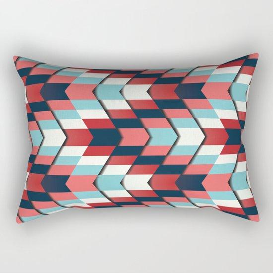 House of cards Rectangular Pillow