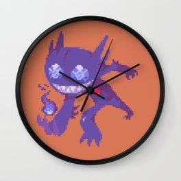 Sinister Sableye Wall Clock