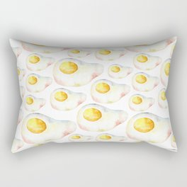 """It's breakfast time!"" Rectangular Pillow"