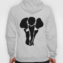 Menossius - the elephant silhouette Hoody