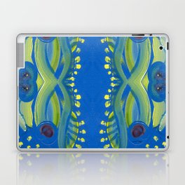 Transitions - Waves of Temporary Tranquility Laptop & iPad Skin