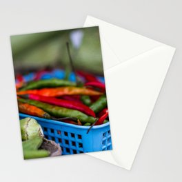 Spicy Stationery Cards