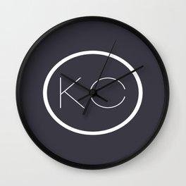 KC Wall Clock
