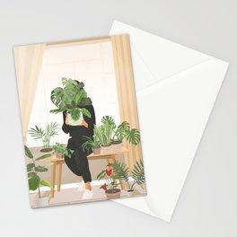 My Little Garden II Stationery Cards