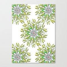 DIAMOND SUTRA Canvas Print