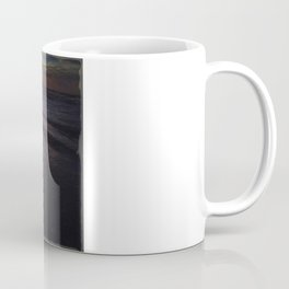 My soul is full of longing for the secret of the sea... Coffee Mug