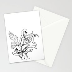I'm a little butterfly Stationery Cards
