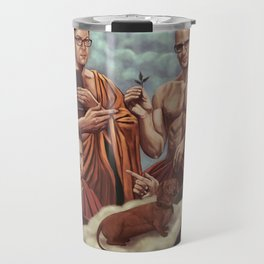 GOG vs GB2 Travel Mug