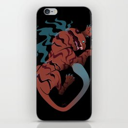 The Tyger iPhone Skin
