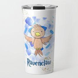 Ravenclaw - H a r r y P o t t e r inspired Travel Mug