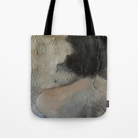 imagerybydianna Tote Bags featuring the hours by Imagery by dianna