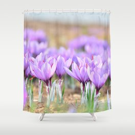 Flower photography by Mohammad Amiri Shower Curtain