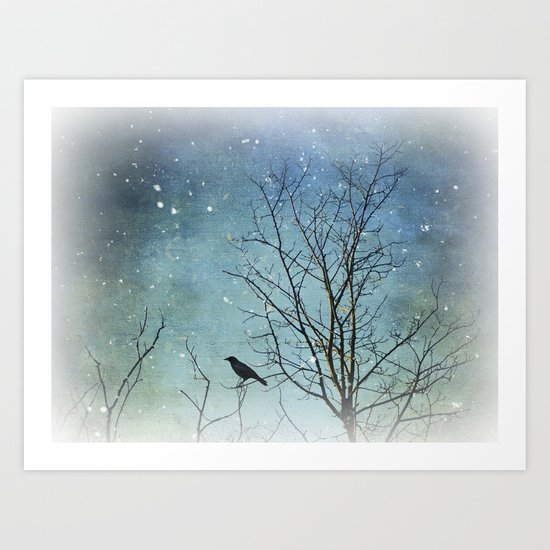 A Winter's Tale Art Print