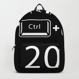 2020 Nerd Geek Joke Backpack