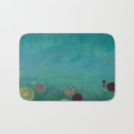 Water Color Bath Mat