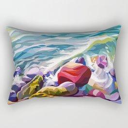Sea vibes Rectangular Pillow