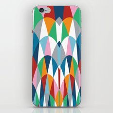 Modern Day Arches iPhone & iPod Skin