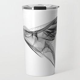 """Abstract Collection"" - Humming bird Travel Mug"