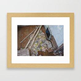 Adam Hoffman Homestead 13 Framed Art Print