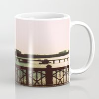 bridge Mugs featuring Bridge by Sweet Moments Captured