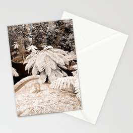 Tree ferns Stationery Cards