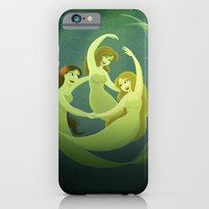 Three Mermaids iPhone 6s Slim Case