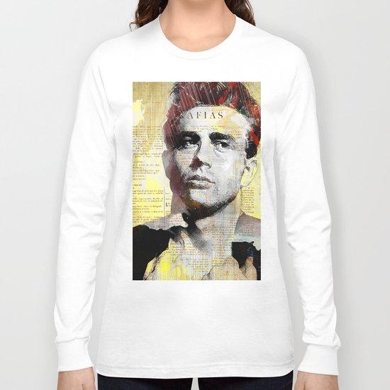 James D. Long Sleeve T-shirt