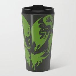 I Heart Dragons Travel Mug