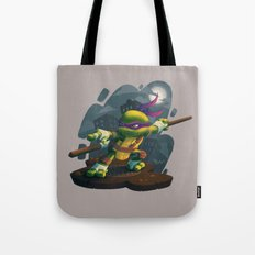 Chibi Donatello Tote Bag