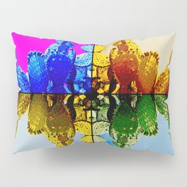Nopal Pop Pillow Sham
