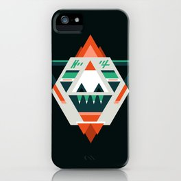 Sasquatch boss iPhone Case