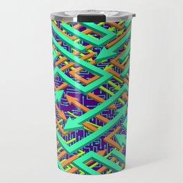 Misdirection - IV Travel Mug