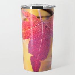 Autumn Still Travel Mug