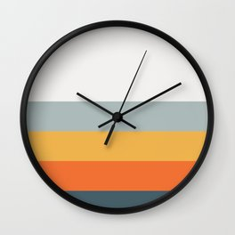 Sunseeker 01 Wall Clock