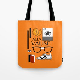Alex Vause Poster Tote Bag