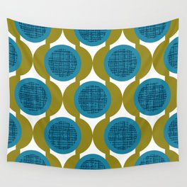 Rosenthal Green Wall Tapestry
